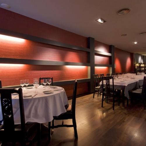 Restaurante Gessamí | GE Interiorismo