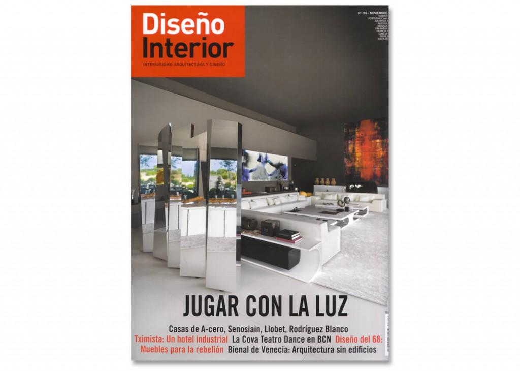 Revista Diseño Interior, Cocina 3T | GE Interiorismo