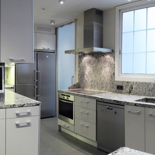 Cocina Diagonal | GE Interiorismo
