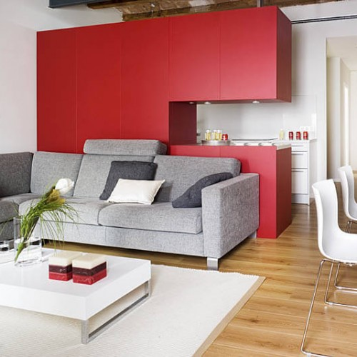 Vivienda Red| GE Interiorismo