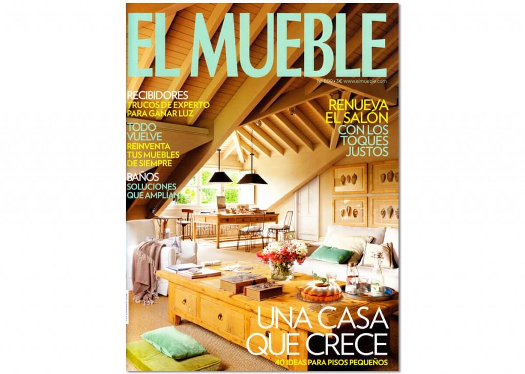 Revista El Mueble| GE Interiorismo