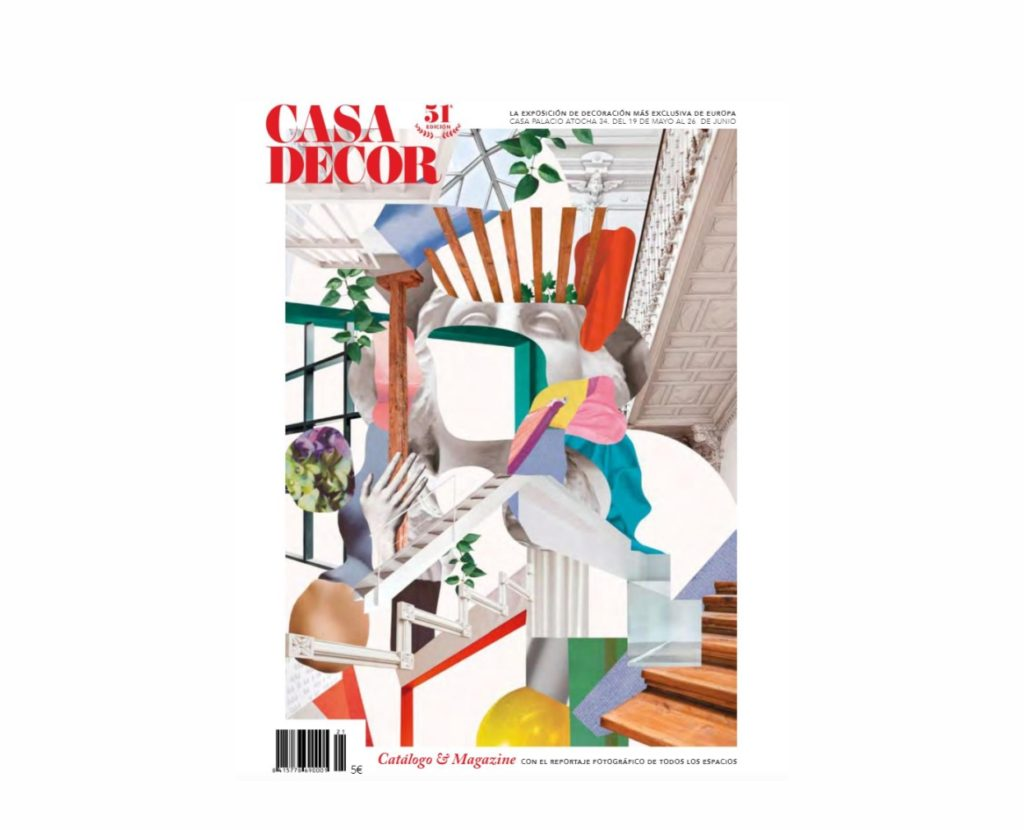 Revista Casa Decor 2015, Espacio Gira Suite | GE Interiorismo